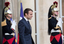 Enmanuel Macron