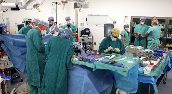 Operación quirófano
