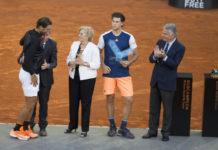 Carmena tenis
