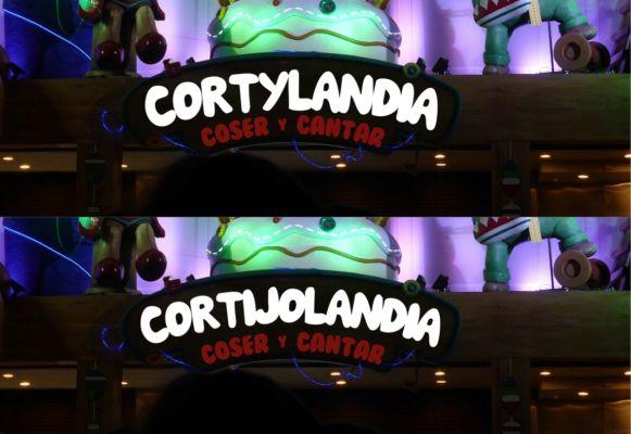 El Corte Inglés Cortylandia Cortijolandia