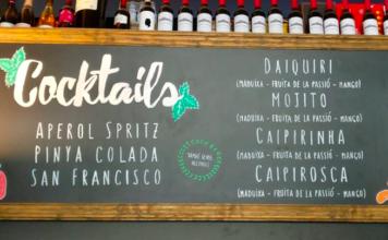 El Mojito será, este verano, el protagonista del Restaurante La Plaça de Sant Cugat del Vallès