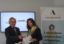 La Fundación Adecco, primera fundación empresarial acreditada por Lealtad Instituciones
