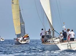 Veleros cartagena regata