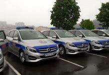 Aviso a delincuentes: Mercedes y Ferraris para la Policía