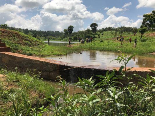 La Fundación Sacyr lleva agua potable a Kenia.
