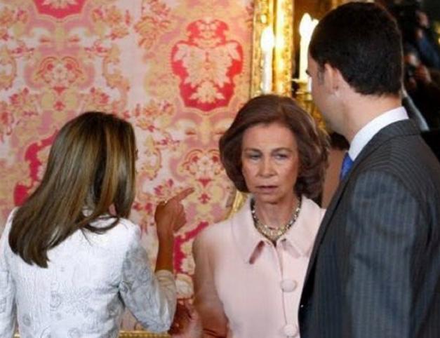 Letizia Casa Real