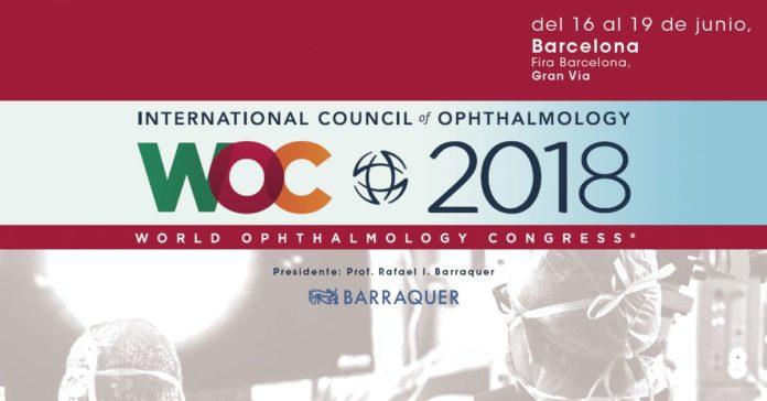 Foto de WOC 2018, Barcelona World Ophtalmology Congress