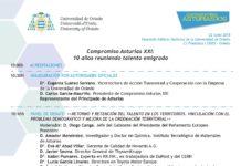 Foto de programa acto dia 22 junio Compromiso Asturias