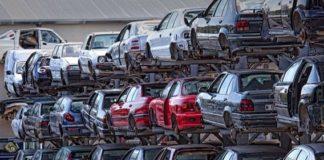 De cada 100 coches que son vendidos, sólo 56 se achatarran