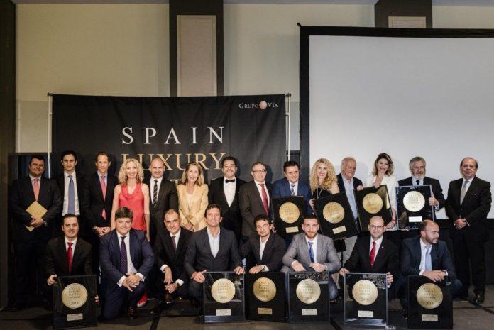 Foto de El Hotel Botánico recibe el premio 'Best Spain Luxury