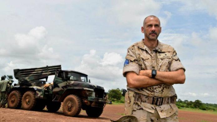 Comandante Miguel Ángel Franco