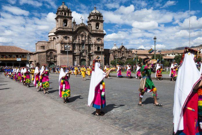 Foto de Inti Raymi