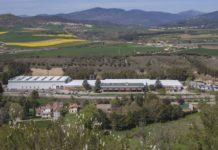Foto de Planta de Schneider Electric en Puente la Reina Navarra