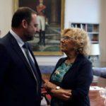 La alianza Ábalos-Carmena confirma a 'Madrid Nuevo Norte'