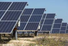 Energía renovable solar