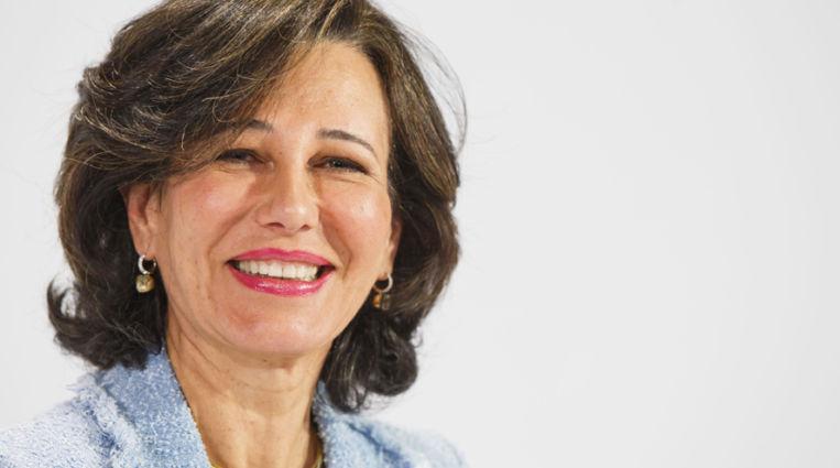 Entre mujeres anda el juego: Botín tiene planes para el Santander