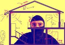 Foto de Evitando robos en domicilios