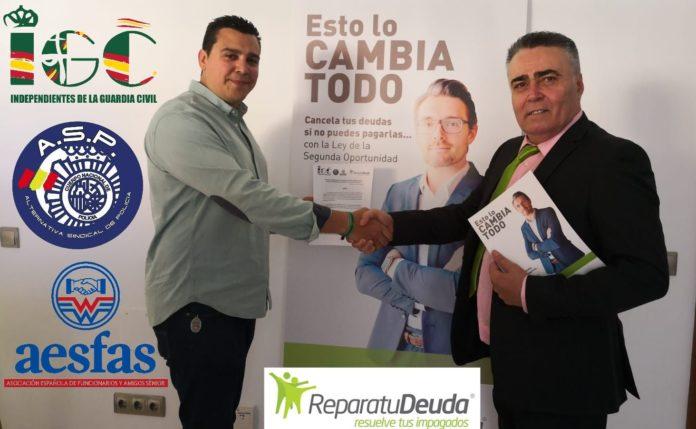 Foto de Carlos padilla, delegado de IGC de las Islas Baleares, y