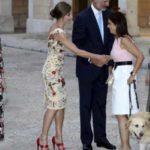Letizia y la Reina Sofía