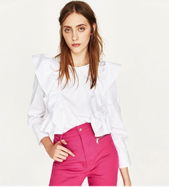 rendimiento superior Promoción de ventas mejores telas Zara: El Reino de la copia. Los clones más evidentes