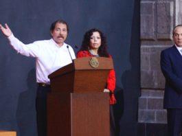 Ortega, presidente de Nicaragua