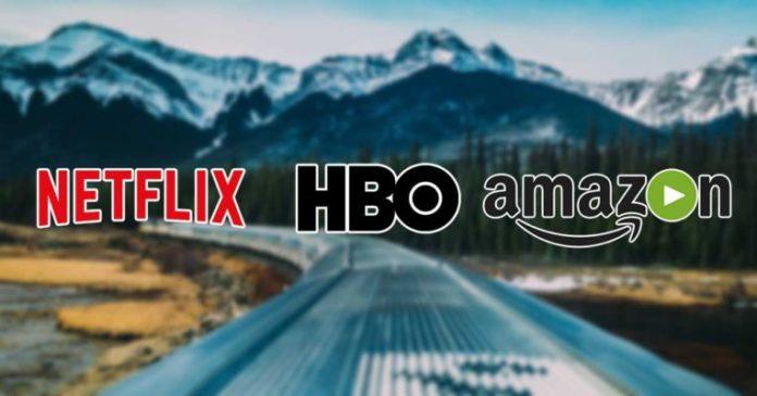 Netflix, HBO o Amazon Prime