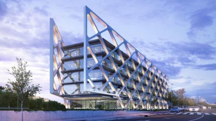 Oxxeo, el edificio 'top' de oficinas prime, ya tiene inquilinos.