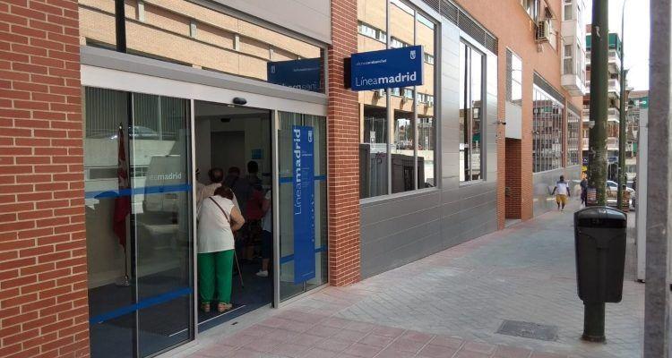 El ayuntamiento de madrid pincha la burbuja del alquiler for Oficina alquiler ayuntamiento madrid