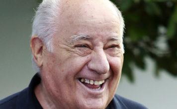 Amancio Ortega, el hombre de las 60 millones de onzas de oro.