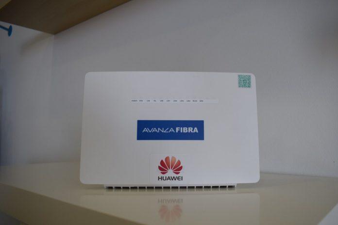 Foto de Router wifi Avanza Fibra