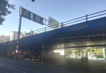 La resonancia mecánica amenaza los puentes de Madrid.