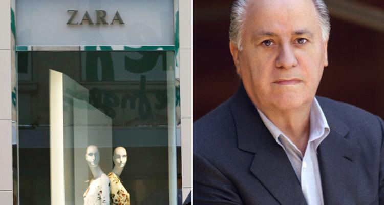 8ae047fa5f441 Amancio Ortega hace caja con el ladrillo de las tiendas de Zara