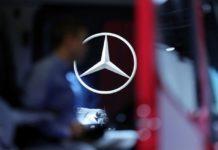 Logo de Mercedes-Benz (Daimler)