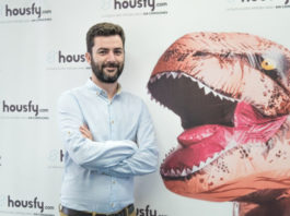 Housfy firma un acuerdo de colaboración con Tinsa.