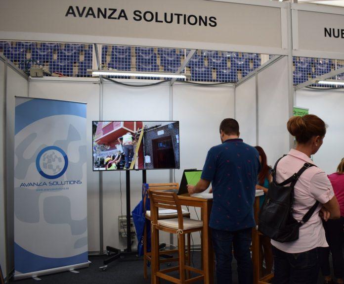 Foto de Avanza Solutions en el Foro de Empleo de Alcantarilla