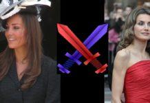 Diferencias entre Letizia y Kate