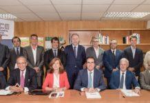 Foto de FECE apoya la candidatura de Garamendi a la CEOE
