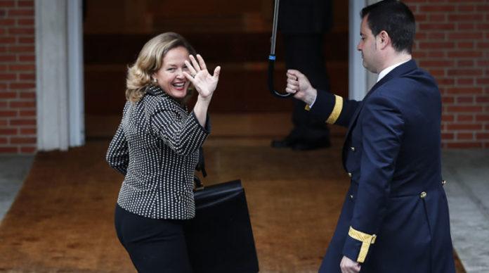 ministra de Economía
