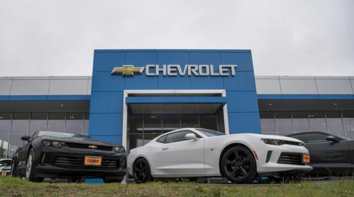 GM, General Motors