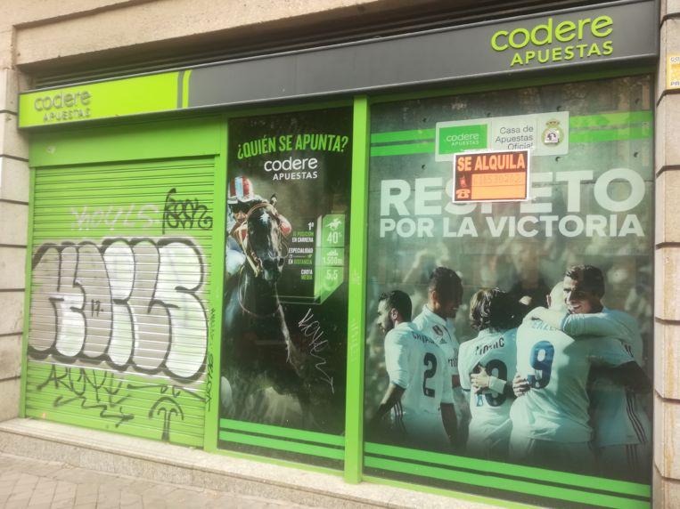 La 'operación Calderón' divide a los vecinos y a los comerciantes de la zona.