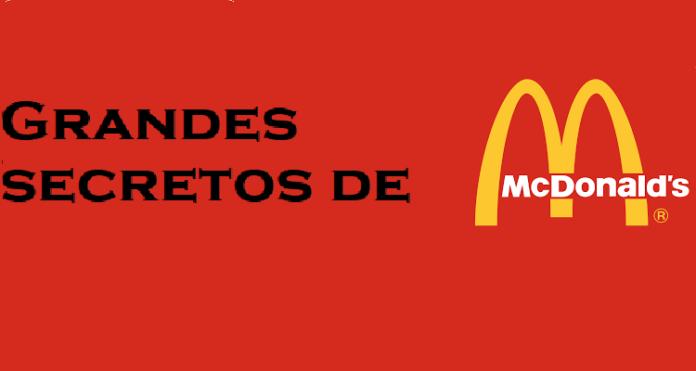 10 secretos de McDonalds que nunca querrías enterarte