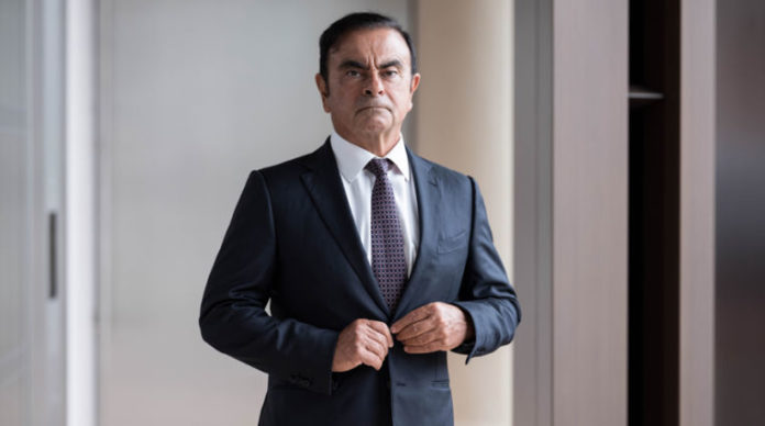 Nissan Carlos Ghosn