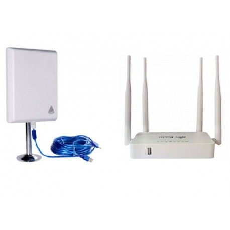Foto de router usb wifi