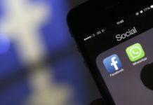 Whatsapp y Facebook lideran la mensajería online