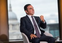 Carlos Ghosn, Nissan