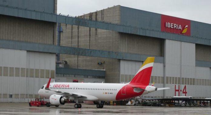 Iberia vuelos China