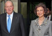 Juan Carlos I Letizia