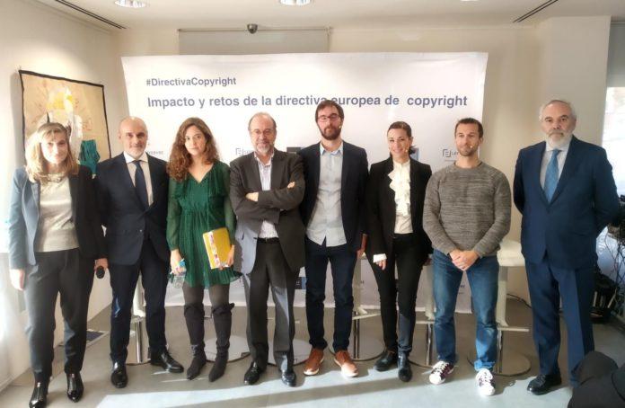 Foto de Mesa de debate Lefebvre-Fundación Pons