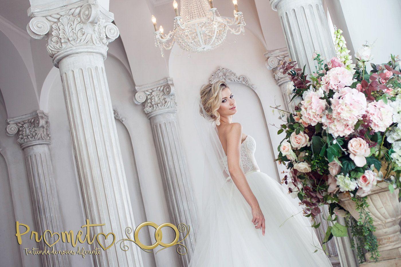 8974360b Prometo es una tienda online especializada en la venta de complementos de  novia con un toque diferente y una apuesta que mezcla las nuevas tendencias  con ...