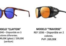 Foto de Gafas REVO, las gafas de sol más aventureras de esta Navidad